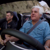 Jay Leno gets pulled over by police in the latest episode of Jay Leno's Garage