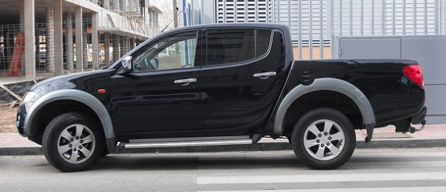 mitsubishi triton: the awesome compact pickup you can't have - the