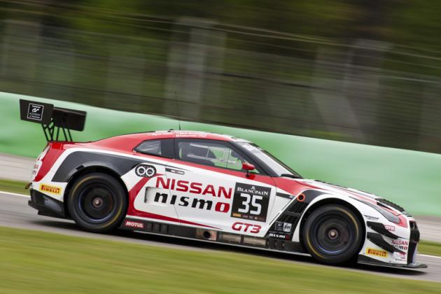 Nissan GT-R Race Car