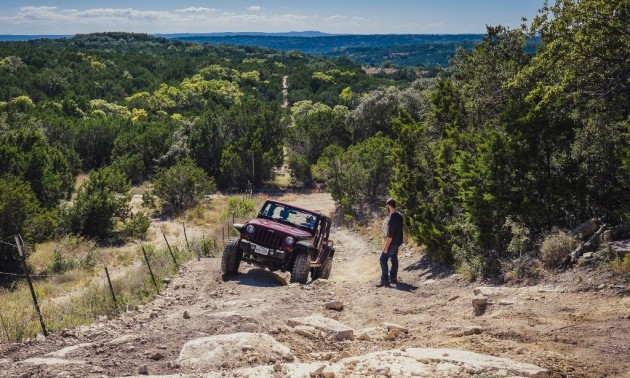 Off-Road parks in Washington