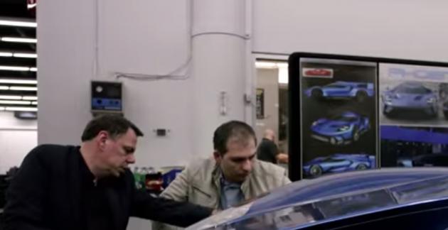 Ford GT Race Car?