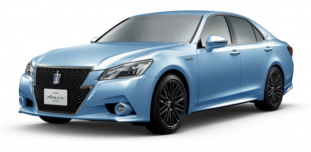 Toyota Crown 60th anniversary