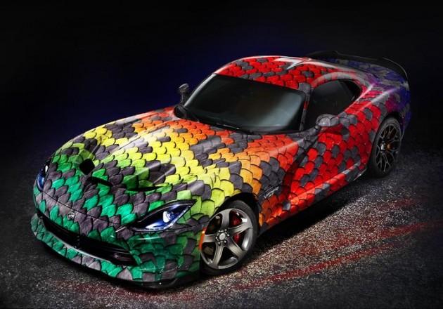 1-of-1 Dodge Viper GTC