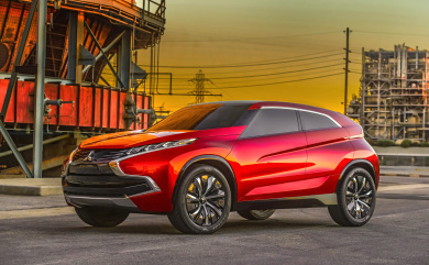 Concept XR-PHEV to be at Chicago Auto Show