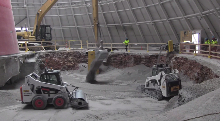 National Corvette Museum Sinkhole Video Update Begins The