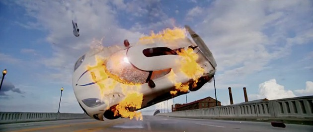 How To Flip Cars >> Revealed How Hollywood Stunt Crews Flip Cars In Movies