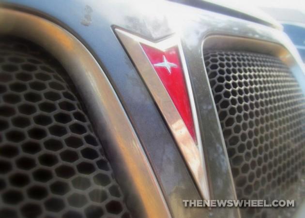 Pontiac emblem secrets badge logo analysis meaning