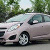 2013 Chevrolet Spark in Techno Pink