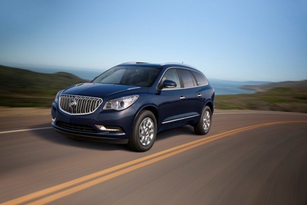 gm vehicles comprise top half of 10 most american cars list - the