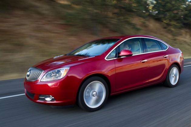 Buick Lowers Price of 2015 Verano