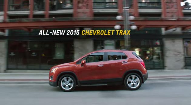 2015 Chevy Trax