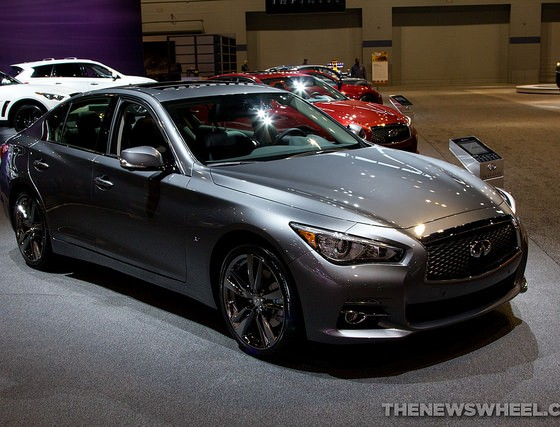 2015 Infiniti Q50 Overview The News Wheel