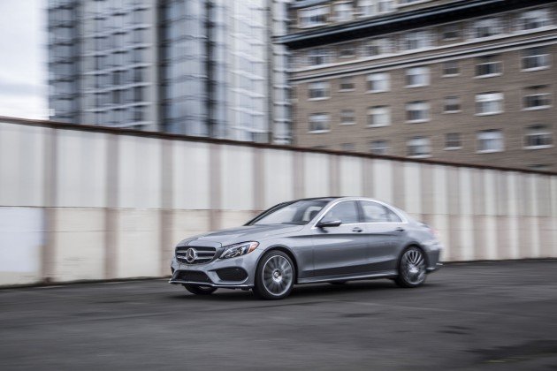 Mercedes-Benz January Sales