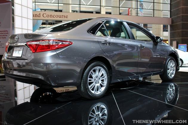2015 Toyota Camry recall