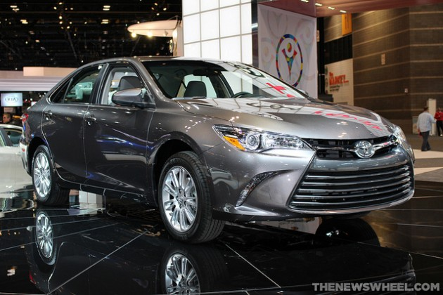 2015 Toyota Camry LE CAS