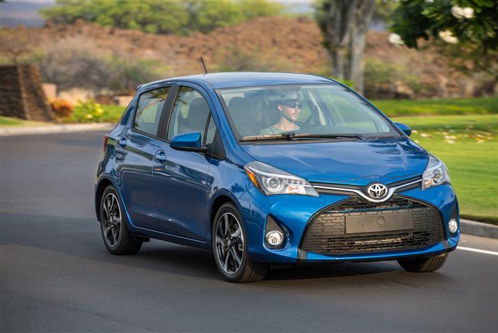 2015 Toyota Yaris Review