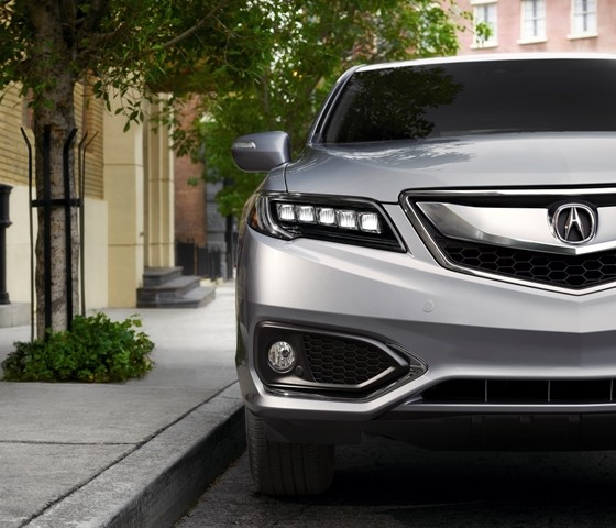 Acura Of Chicago: 2016 Acura RDX Revealed At Chicago Auto Show