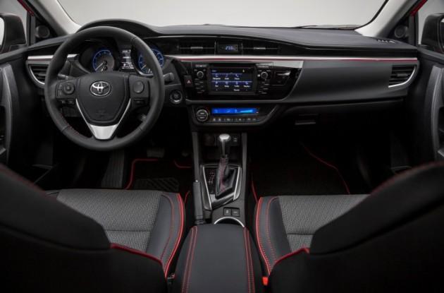 2016 Corolla Special Edition