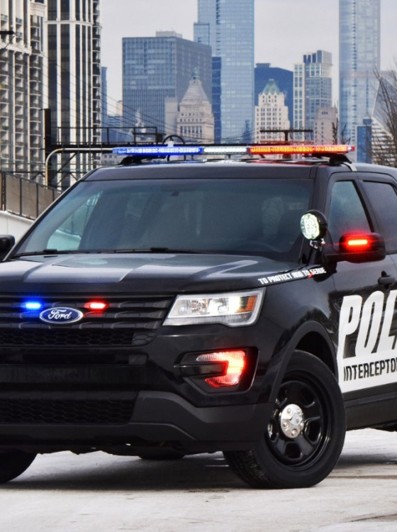 Original Behold The 2016 Ford Police Interceptor Utility  The News Wheel