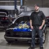 Arne Toman and Madness, world's fastest hearse