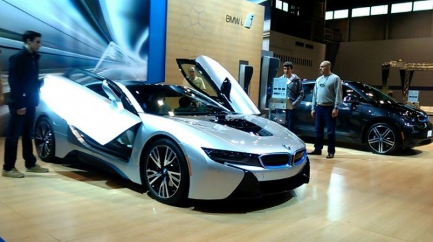 BMW's Highlights at the Chicago Auto Show