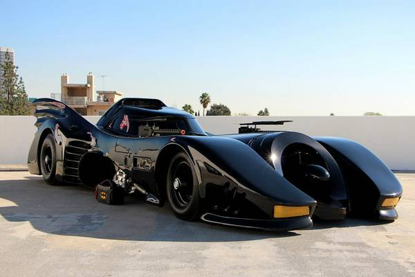 Batmobile on Craiglist