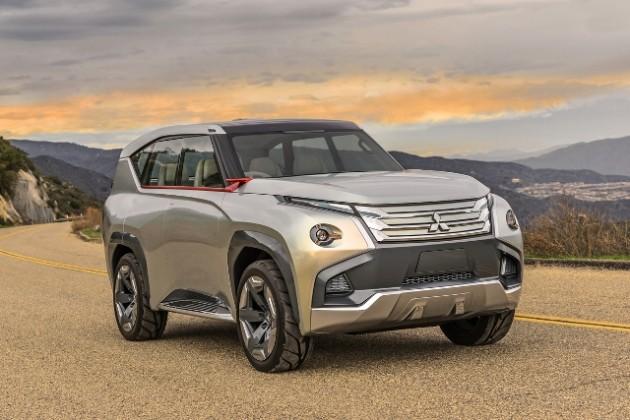 Mitsubishi Concept GC-PHEV