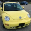 Sunflower Clearcoat Volkswagen New Beetle