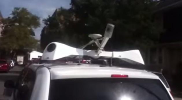 Apple's self-driving cars
