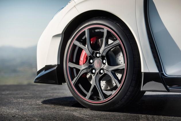 Honda Civic Type R photos - wheel
