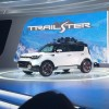 Kia Trail'ster reveal