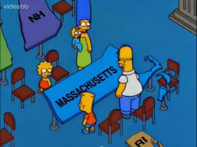 The Simpsons Taxachusetts