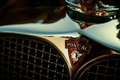 Secrets of Pontiac's Emblem logo history via flickr 3