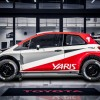 Toyota Yaris WRC Rally Car