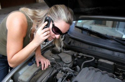 Problems whith car