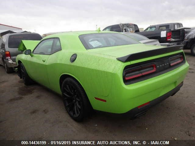 Car Auctions Ny >> First Wrecked Challenger SRT Hellcat Goes to Auction - The ...