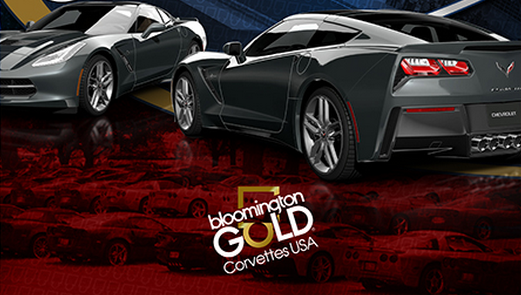 Registration for the 2015 Bloomington Gold Corvette Show begins today