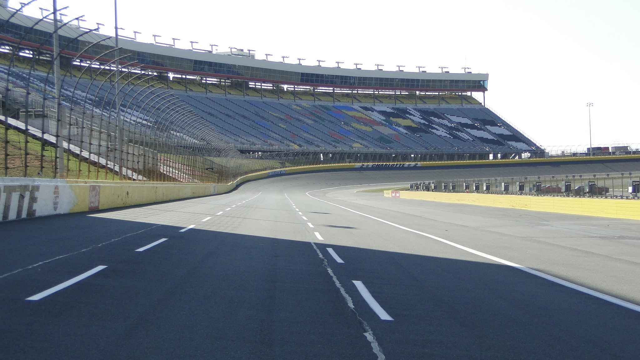 Carolina Motorsports Park >> 3 Best Race Tracks in North Carolina - The News Wheel