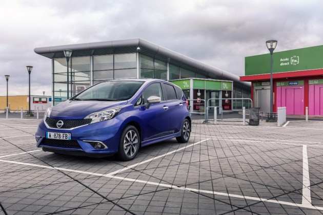 Nissan Note 'N-TEC' limited edition