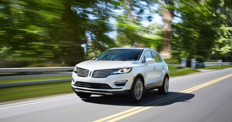 2015 Lincoln MKC EcoBoost