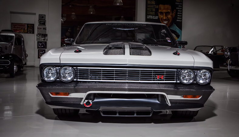 Jay Leno Drives The 1966 Chevrolet Chevelle Recoil The