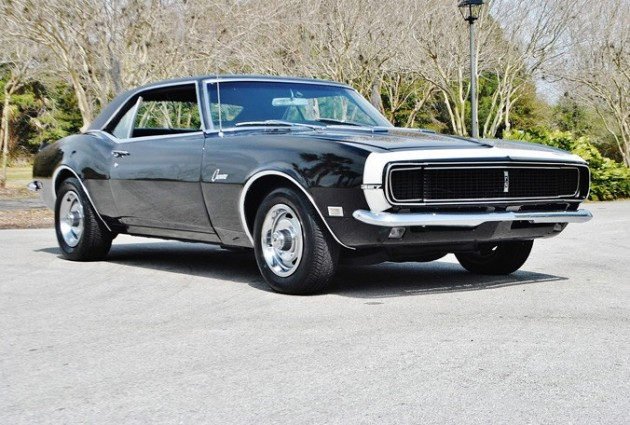 """""""Have you seen this car?"""" This 1968 Camaro was stolen from a Florida dealership"""