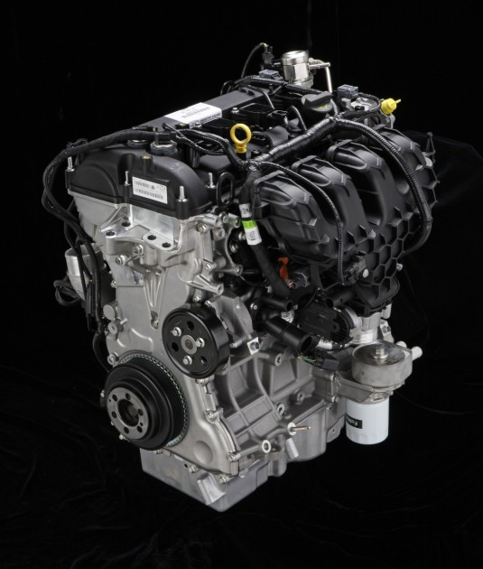 2.0-liter EcoBoost engine