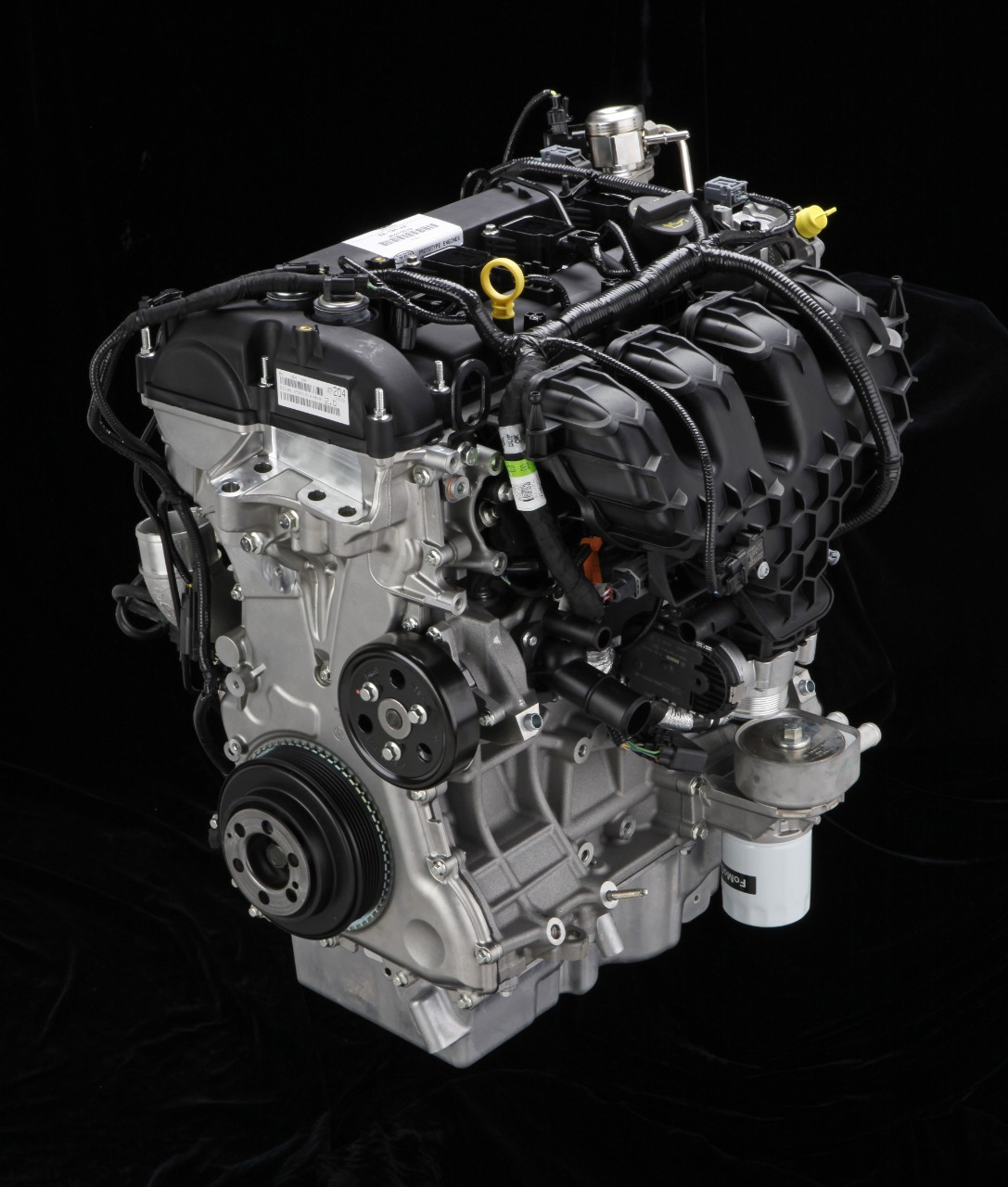 ecoboost ford engine liter twin scroll escape edge engines 0l cleveland plant cylinder focus turbo se st production fusion ohio