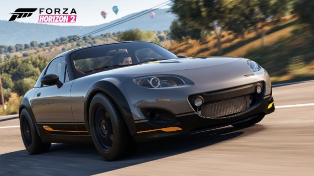2010 Mazda MX-5 Super 20 Download car pack on Forza Horizon 2 for free