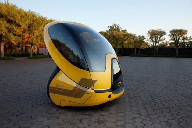 The Chevrolet EN-V Concept