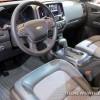 2015 Chevy Colorado Z71 Trail Boss Edition at Cleveland Auto Show interior