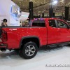 2015 Chevy Colorado Z71 Trail Boss Edition at Cleveland Auto Show side profile