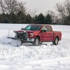 2015 Ford F-150 Snow Plow