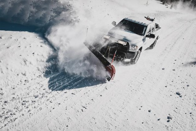 Is Ram Truck's Winter Testing